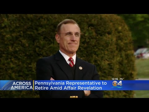Rep. Tim Murphy To Retire Amid Abortion Scandal