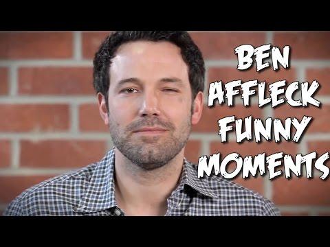Ben Affleck Best Funny Moments 2016