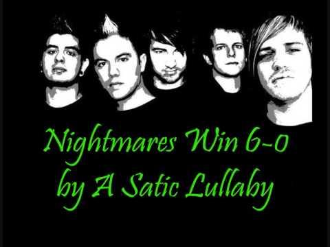 Nightmares Win 6-0 - A Static Lullaby (Lyrics @ Info)