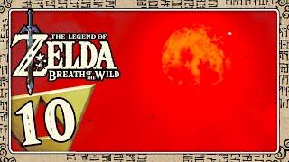 THE LEGEND OF ZELDA BREATH OF THE WILD Part 10: Selbstmord-Missverständnis, Blutmond und ein Händler