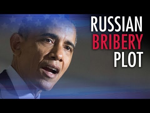 FBI bombshell: Russian bribery by Obama, Clinton just the start