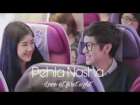 Pehla Nasha ( Lyrics Status Video)
