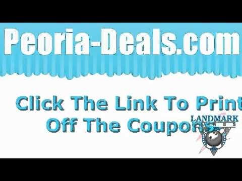Peoria-Deals.com e-Newsletter