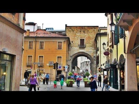 Padua, Italy - Easter 2014.