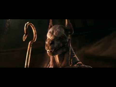 Gods of Egypt: All Anubis Scenes