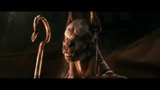 Gods of Egypt All Anubis Scenes