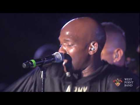 """Staff Sgt. Jeremy Gaynor and the Benny Havens Band perform Bruno Mars """"That's What I Like"""""""