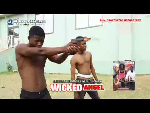 WICKED ANGEL GHANAIAN MOVIE