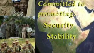 Promoting security, stability and peace in Africa: US Army Africa Command Video 091117 AFRICOM