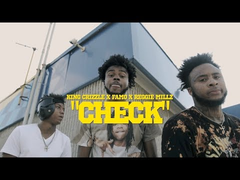 Famo f/ King Crizzle, and Reggie Millz - Check (Official Video) Shot By - DKVTv