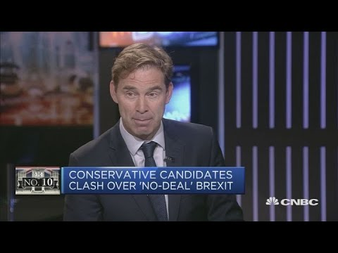 Rory Stewart has 'electrified' UK leadership contest, lawmaker says | Squawk Box Europe