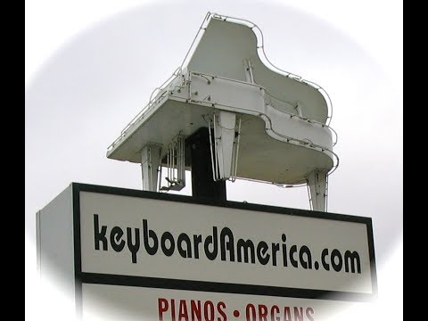 tyros 5 song of the week & Buttons Class (On The Sunny Side Of The Street) keyboardamerica.com