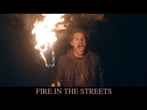 Смотреть клип Our Last Night - Fire In The Streets