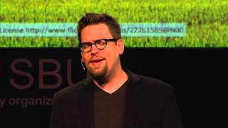 We Are Alive: Kent Gustavson at TEDxSBU