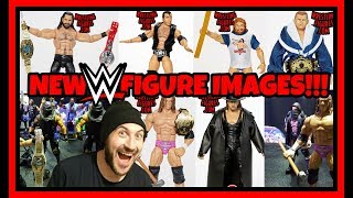 New WWE Action Figure Images Including Seth Rollins, Bob Backlund, Triple H & More!!!