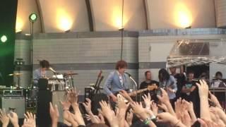 7/20に行われた Free Live Rockin'Zombies at Yoyogi Park で披露された...