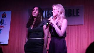 Tracie Thoms & Betsy Wolfe - Something Bad is Happening (live at Barnes & Noble)