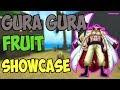 GURA GURA/TREMOR FRUIT SHOWCASE IN ONE PIECE PIRATE'S QUEST 3 | ROBLOX ONE PIECE GAME | AXIORE