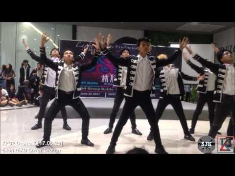 Exon (EXO Cover Group) on KPOP Desire 2
