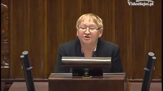 Ewa Tomaszewska - wystąpienie z 4 października 2016 r.
