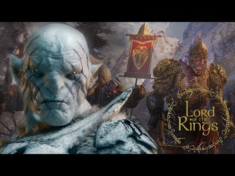 Uruk's & Orcs: Lord Of The Rings lore