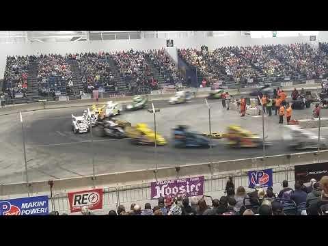 Syracuse indoor race slingshot a main