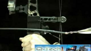 Arrow Breaks During Archery Shot