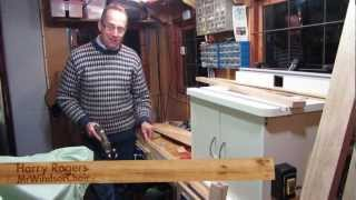 Making A Tool Cabinet - Part 2: Floating Spalted Beech Panels