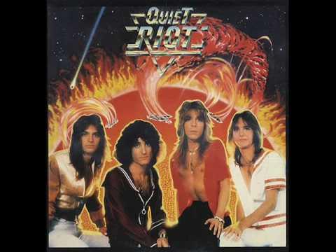 It's Not So Funny - Quiet Riot - полная версия