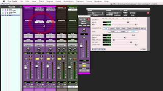 Pro Tools - Track and Clip Color Coding Changes  (B  Ryce)