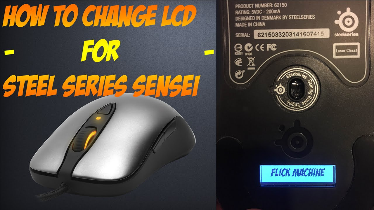 Steelseries Lcd Images
