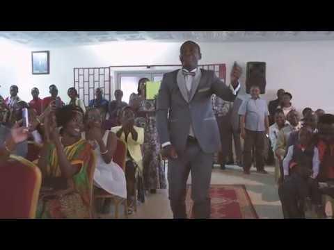 mariage Alexandre et danitza, Libreville gabon, réal Tchoua Productions