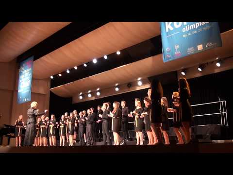 00004 Open competition: Youth Choirs (O2).3rd European Choir Games 17.07.2017