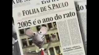 Folha de São Paulo - O ano do rato (2005)