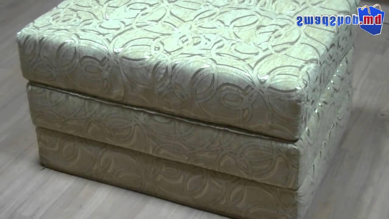 Как сделать пуфик к кровати своими руками - У Самоделкина 56