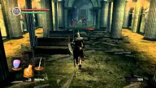 Dark Souls - How to Get the Balder Side Sword