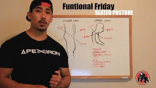 Functional Friday Seated Posture | Help Reduce Back and Neck Pain