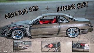 "Nissan Silvia S13  ""Pandora RC"""