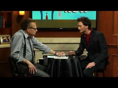 Mentalist Lior Suchard Guesses Larry's First Girlfriend  Larry King Now  Ora TV