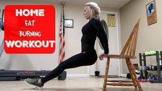 Fat Burning Home Workout & Alaskan Girls Shooting | Girly Gains