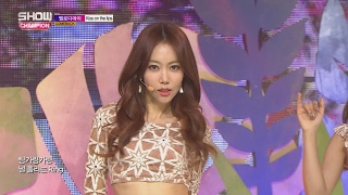 Show Champion EP.216 MELODYDAY - Kiss on the Lips