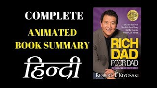 Difference between Rich and Poor (Hindi)|RICH DAD POOR DAD -The Mastery Guide