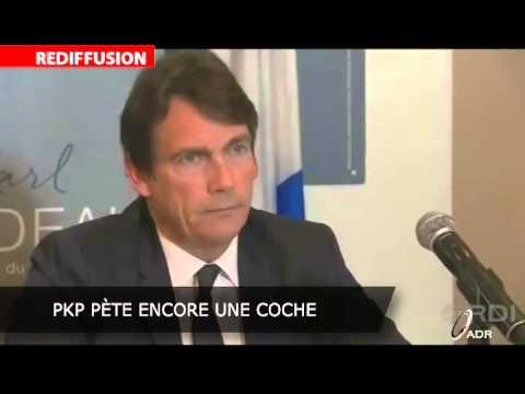 Stéphane Gendron s'enflamme contre PKP