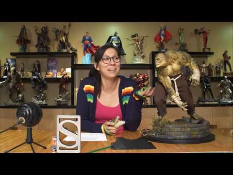 Superman, Luke Skywalker, Killer Croc & Guests! - Sideshow Live