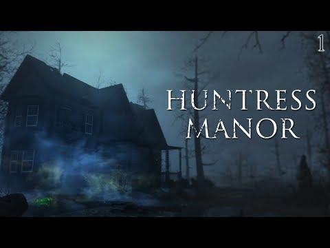 Fallout 4 Quest Mods: Huntress Manor - Part 1