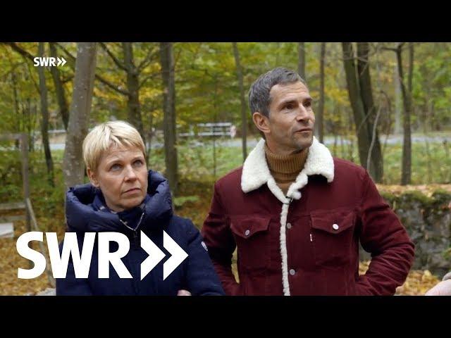 Mit Cordula Stratmann & Mickey Beisenherz im Hunsrück | SWR Der mit dem Wald spricht