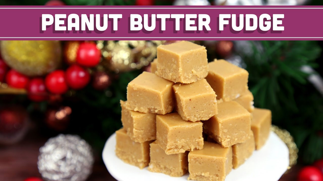 Vegan Gluten Free Peanut Butter Fudge Christmas Recipe Mind Over Munch