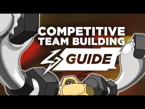 Competitive Guide to Team Building in Pokemon Let's Go Pikachu & Eevee! How to Team Build!