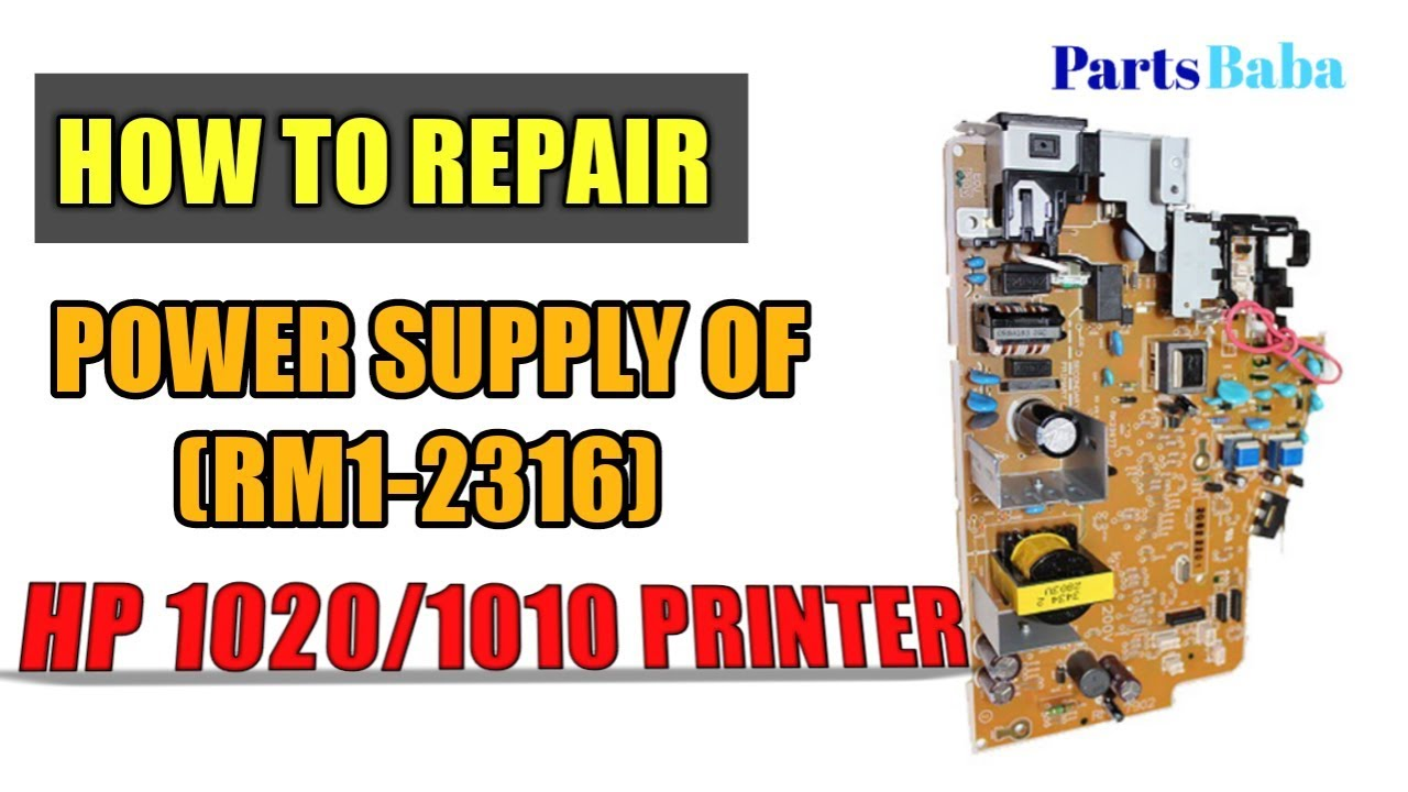 Hp Printer 1020 Power Supply Board Buy Circuit Boardsell Boardsuppliers Boardcircuit Partsbaba