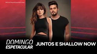 """Baixar Luan Santana cancela show com Paula Fernandes após fiasco de """"Juntos e Shallow Now"""""""